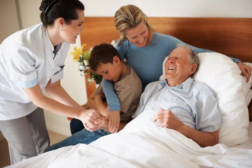 дом престарелых для близкого человека 1