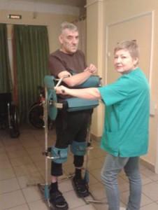 Восстановление после инсульта вцентре«Почтенный Пансион»