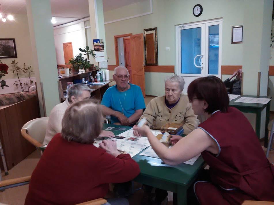 Пансионат для пожилых людей с деменцией