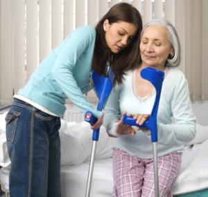 Восстановление после переломов шейки бедра у пожилых