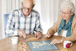 Свободное время в домах престарелых