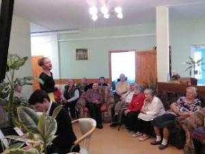 Дом престарелых в Санкт-Петербурге