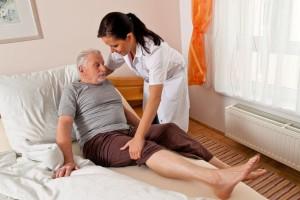 Особенности ухода за лежачим больным