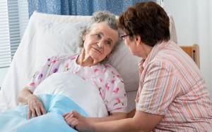 Дом престарелых для лежачих больных в СПб