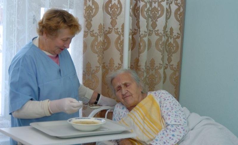 Уход за пожилыми кировский