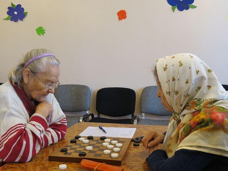 режим в доме престарелых