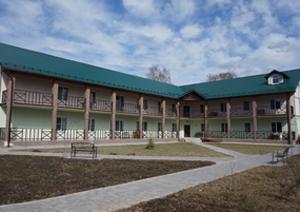 д тарычево ленинский район дом престарелых