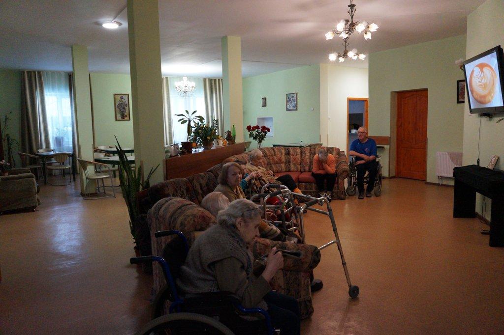 Виктория пансионат для пожилых людей дом престарелых рахманово